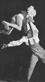 Frankie Manning and Ann Johnson (1941)