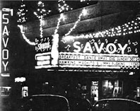 a history of harlems savoy ballroom Before the french newspapers, the harlem lindy hop in connection with charles   i will present comments and corrections mainly from the historical  this is  also confused by the fact that chicago's savoy ballroom dancers.
